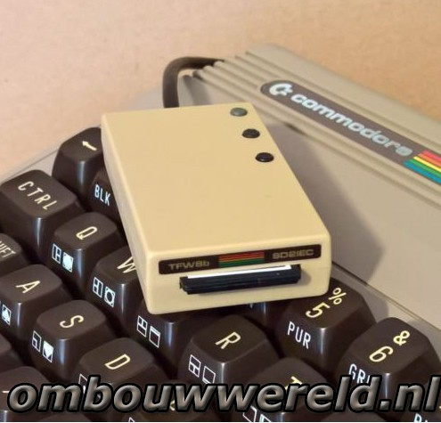SD2IEC Commodore